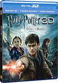 Harry Potter e i doni della morte, Parte 2 (Blu-Ray 3D + 2 Blu-Ray)