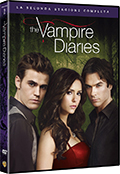 The Vampire Diaries - Stagione 2 (5 DVD)