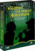 Gianni e il magico Alverman (4 DVD)