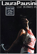 Laura Pausini - Live in Paris 2005 (2 DVD)