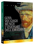 Goya, Van Gogh, Munch: I visionari dell'emozione - Limited Edition (3 Blu-Ray)