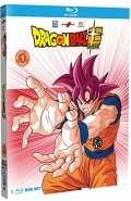 Dragon Ball Super, Vol. 1 (2 Blu-Ray)