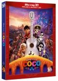 Coco (Blu-Ray 3D + 2 Blu-Ray)