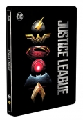 Justice League - Limited Steelbook (Blu-Ray Disc)