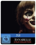 Annabelle - 2 Film Collection - Limited Steelbook (2 Blu-Ray) [DE]
