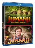 Jumanji Collection (Blu-Ray Disc)