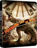 Jurassic Collection - Limited Steelbook (4 Blu-Ray)