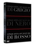 Cinquanta sfumature di... - La Trilogia (3 DVD)