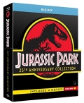 Jurassic Collection: The Gate - Limited Edition (4 Blu-Ray)