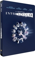 Interstellar - Limited Steelbook (2 Blu-Ray)