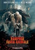 Rampage - Furia animale (Blu-Ray 4K UHD + Blu-Ray Disc)