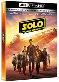 Solo: A Star Wars Story (Blu-Ray 4K UHD)