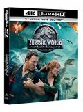 Jurassic World: Il regno distrutto (Blu-Ray 4K UHD + Blu-Ray Disc)