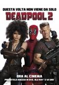 Deadpool 2 (2 Blu-Ray Disc)