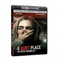 A Quiet Place: Un posto tranquillo (Blu-Ray 4K UHD + Blu-Ray)
