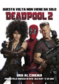 Deadpool 2 - Limited Steelbook (2 Blu-Ray Disc)