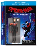 Spider-Man: Un nuovo universo - Limited Edition (Blu Ray Disc + DVD + Action Figure)