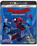 Spider-Man: Un nuovo universo (Blu-Ray 4K UHD + Blu-Ray Disc)