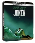 Joker - Limited Steelbook (Blu-Ray 4K UHD + Blu-Ray Disc)