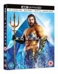 [UK] Aquaman (Blu-Ray 4K UHD + Blu-Ray + Digital Download)