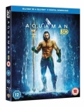 [UK] Aquaman (Blu-Ray 3D + Blu-Ray + Digital Download)
