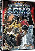 Project ARMS, Vol. 11