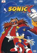 Sonic X - Stagione 2, Vol. 1