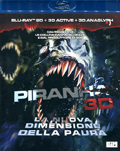 Piranha 3D (Blu-Ray Disc) (2D + 3D Anagliph + 3D Active)