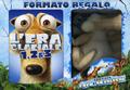 Cofanetto: L'Era Glaciale 1-2-3 (3 DVD + Peluche Scrat)