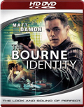 The Bourne Identity (HD DVD)