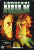 L'incredibile Hulk - Stagione 2 (6 DVD)