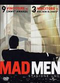Mad Men - Stagione 1 (4 DVD)