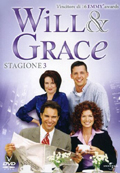 Will & Grace - Stagione 3 (4 DVD)