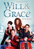 Will & Grace - Stagione 1 (6 DVD)