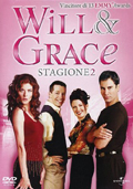 Will & Grace - Stagione 2 (4 DVD)