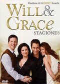 Will & Grace - Stagione 8 (4 DVD)