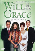 Will & Grace - Stagione 5 (4 DVD)