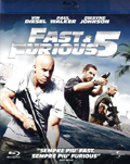 Fast and furious 5 (Blu-Ray)