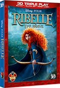 Ribelle - The Brave (Blu-Ray Disc + Blu-Ray 3D)