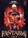 Cofanetto Fantasmi 1-2-3 (4 DVD)