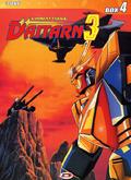 L'imbattibile Daitarn 3 - Box Set, Vol. 4 (3 DVD)