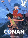Conan - Il ragazzo del futuro - Serie Completa (4 DVD)