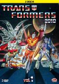 Transformers 2010, Vol. 1 (2 DVD)