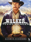 Walker Texas Ranger - Stagione 4 (7 DVD)