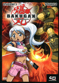 Bakugan - Stagione 2, Vol. 2