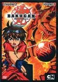 Bakugan - Stagione 2, Vol. 1