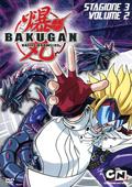 Bakugan - Stagione 3, Vol. 2