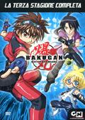 Bakugan - Stagione 3 Completa (4 DVD)