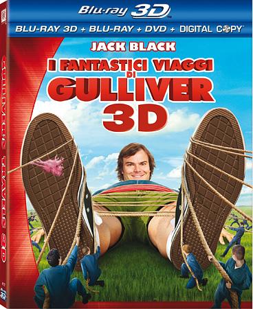 Jack Black è Gulliver!