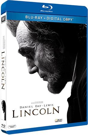 Lincoln: un Blu-Ray Disc di riferimento!